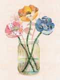 Poppy Jar Poster Prints by  Satchel & Sage