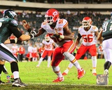 Kansas City Chiefs Justin Houston 2013 Action Photo
