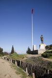 Turkey, Gallipoli, Kemal Ataturk Memorial Photographic Print by Samuel Magal
