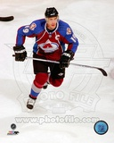 Colorado Avalanche Joe Sakic 2007-08 Action Photo