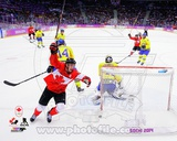 Team Canada Jonathan Toews 2014 Winter Olympics Action Photo