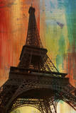 Tour Eiffel Prints by Katrina Craven