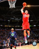 Los Angeles Clippers Blake Griffin 2014 NBA All-Star Game Action Photo