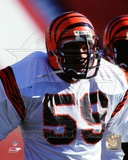 Cincinnati Bengals Kevin Walker Action Photo
