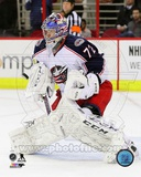 Columbus Blue Jackets Sergei Bobrovsky 2013-14 Action Photo