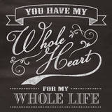 Whole Heart Posters
