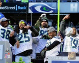 Seattle Seahawks Super Bowl XLVIII Victory Parade Photo