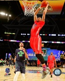 New Orleans Pelicans Anthony Davis 2014 NBA All-Star Game Action Photo