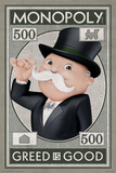 Monopoly Money Posters
