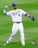 Kansas City Royals Alex Gordon 2013 Action Photo