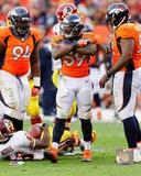 Denver Broncos Danny Trevathan 2013 Action Photo