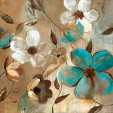 Garden Glow I Kunst von Carol Robinson