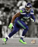 Seattle Seahawks Earl Thomas 2013 Spotlight Action Photo