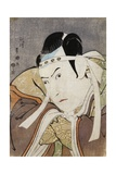 Portrait of the Actor Ichikawa Yaozo III Giclee Print by Utagawa Toyokuni
