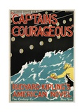 Captains Courageous Poster Giclee Print by Blanche McManus