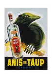 Anis Del Taup Poster Giclee Print
