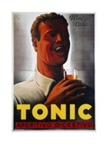 Tonic Aperitivo Digestivo Poster Giclee Print by Mario Gros