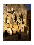 Solomon's Wall, Jerusalem (The Wailing Wall) Giclee Print by Jean Leon Gerome
