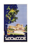 Salsomaggiore Poster Giclee Print