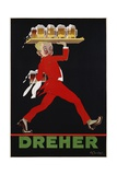 Dreher Poster Giclee Print by A. Scolari