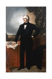 President Millard Fillmore, Aged 57 Giclee Print by George Peter Alexander Healy