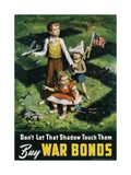 Buy War Bonds Poster Giclee Print by Lawrence Beall Smith