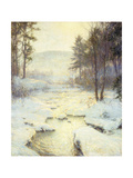 Winter Sunlight Giclee Print by Walter Launt Palmer