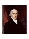 Portrait of James Madison Giclee Print