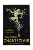 Chanteclair Poster Giclee Print