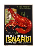 Isnardi Poster Wydruk giclee autor Plinio Codagnatto