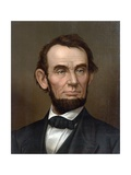 Portrait of Abraham Lincoln Giclee Print