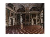 Sala Dell' Iliad, Pitti Palace, Florence Giclee Print by F. Maestosi