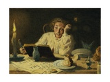 Ghost Story Giclee Print by Frederick Smallfield