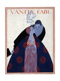 Vanity Fair Cover Giclee Print by Georges Lepape