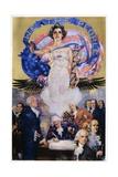 Howard Chandler Christy - We the People Poster Digitálně vytištěná reprodukce
