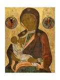 The Nursing Virgin Giclee Print by Andrei Rublev