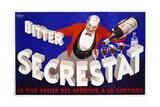 Bitter Secrestat Poster Giclee Print