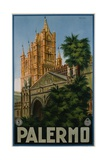 Palermo Poster Giclee Print by A. Ravaglia