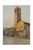 Brescia Poster Giclee Print by  Alicandri