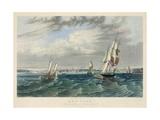 New York Harbor Giclee Print