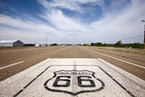 Route 66, Tucumcari, New Mexico Photographic Print by Paul Souders