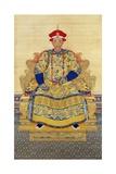 Portrait of Emperor Kangxi Giclee Print