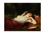 The Dream Giclee Print by Fritz Zuber-Buhler