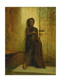 The Chimney Sweep Giclee Print by Jonathan Eastman Johnson