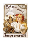 Brunner Freres Austrian Advertising Poster Giclee Print