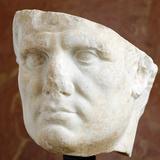 Portrait of M. Vipsanius Agrippa of the Gabii Type Photographic Print