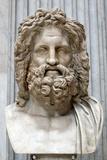 Zeus of Otricoli Photographic Print