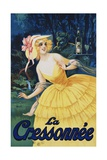 La Cressonnee Poster Giclee Print by Marcellin Auzolle