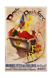 Pour Les Pauvres Charity Festival Poster Giclee Print by Gaston Noury