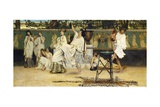 Bacchanal Giclee Print by Lawrence Alma-Tadema